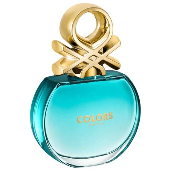 Perfume Colors Blue - Benetton - Feminino - Eau de Toilette - 80ml