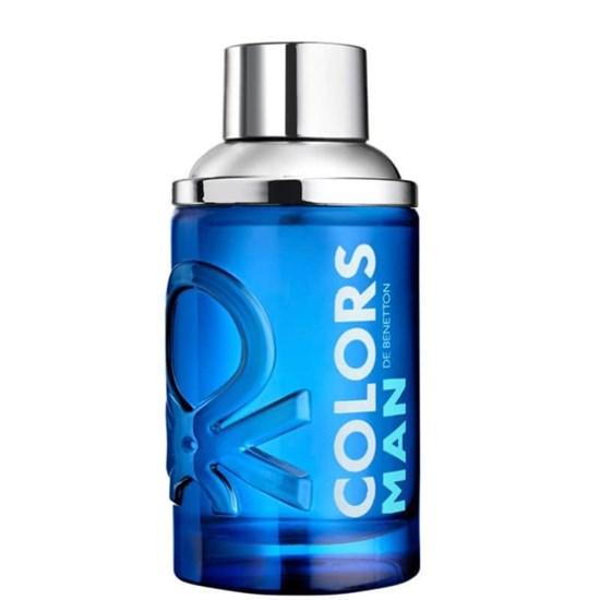 Perfume Colors Man Blue - Benetton - Masculino - Eau de Toilette - 100ml