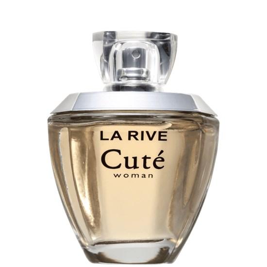 Perfume Cuté Woman - La Rive - Feminino - Eau de Parfum - 90ml