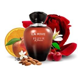 Perfume Fleur de Femme - La Rive - Feminino - Eau de Parfum - 90ml