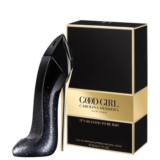 Perfume Good Girl Suprême - Carolina Herrera - Feminino - Eau de Parfum - 50ml