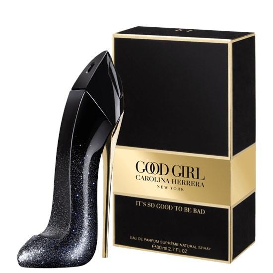 Perfume Good Girl Suprême - Carolina Herrera - Feminino - Eau de Parfum - 80ml