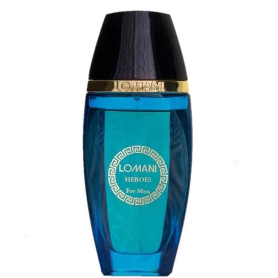 Perfume Heroes Men - Lomani - Masculino - Eau de Toilette - 100ml