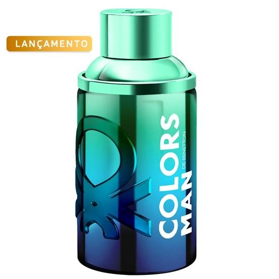 Perfume Holo Man Colors - Benetton - Edição Limitada - Masculino - Eau de Toilette - 100ml