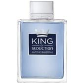 Produto Perfume King of Seduction - Antonio Banderas - Masculino - Eau de Toilette - 200ml