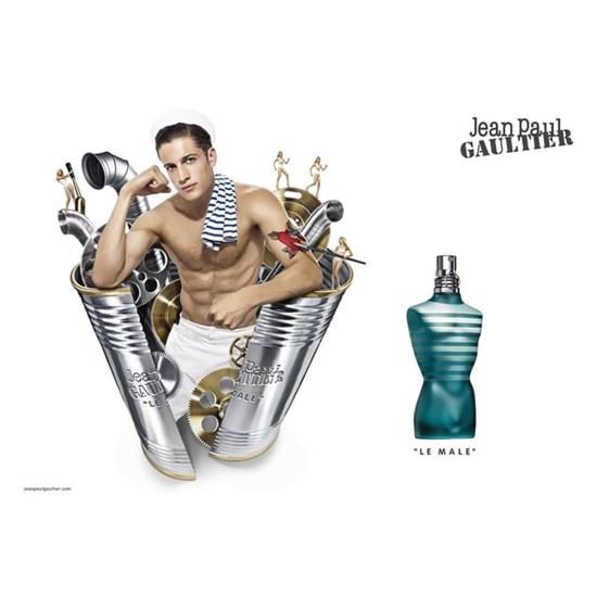 Perfume Le Male - Jean Paul Gaultier - Masculino - Eau de Toilette 40ml