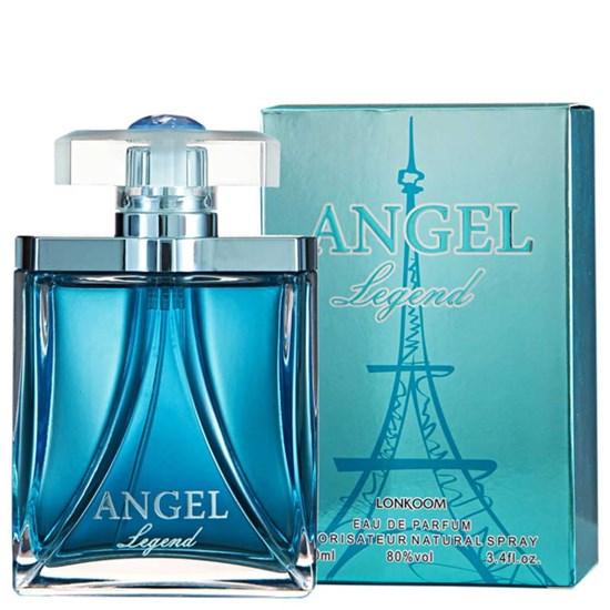 Perfume Legend Angel - Lonkoom - Feminino - Eau de Parfum - 100ml