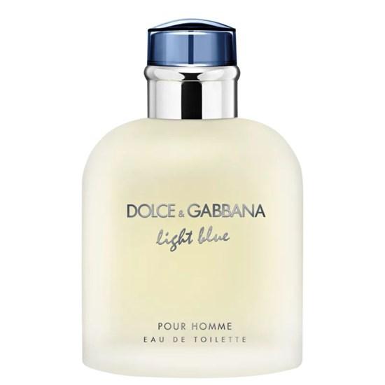 Perfume Light Blue Pour Homme - Dolce & Gabbana - Masculino - Eau de Toilette - 40ml