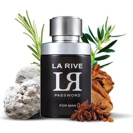 Perfume LR Password - La Rive - Masculino - Eau de Toilette - 75ml