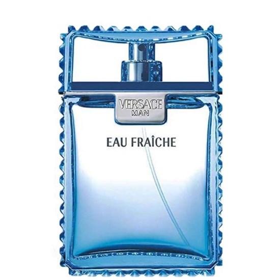 Perfume Man Eau Fraîche - Versace - Masculino - Eau de Toilette - 100ml