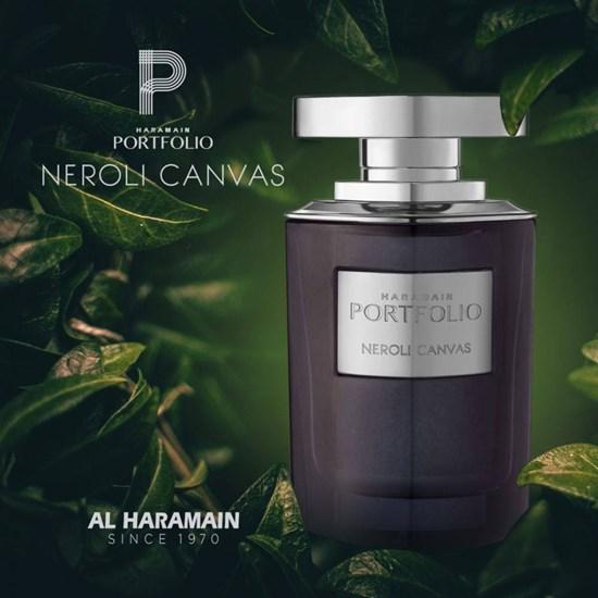 Perfume Neroli Canvas Portfolio - Al Haramain - Eau de Parfum - 75ml