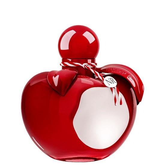 Perfume Nina Rouge - Nina Ricci - Feminino - Eau de Toilette - 80ml