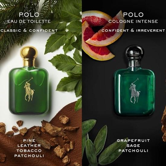 Perfume Polo Cologne Intense - Ralph Lauren - Masculino - Eau de Parfum - 118ml