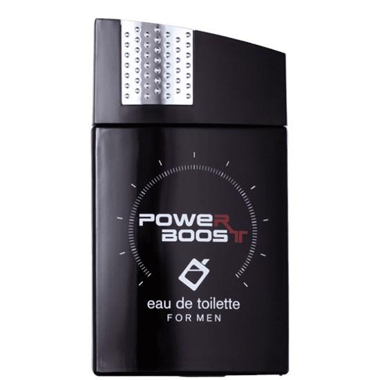 Perfume Power Boost - Omerta Coscentra - Masculino - Eau de Toilette - 100ml