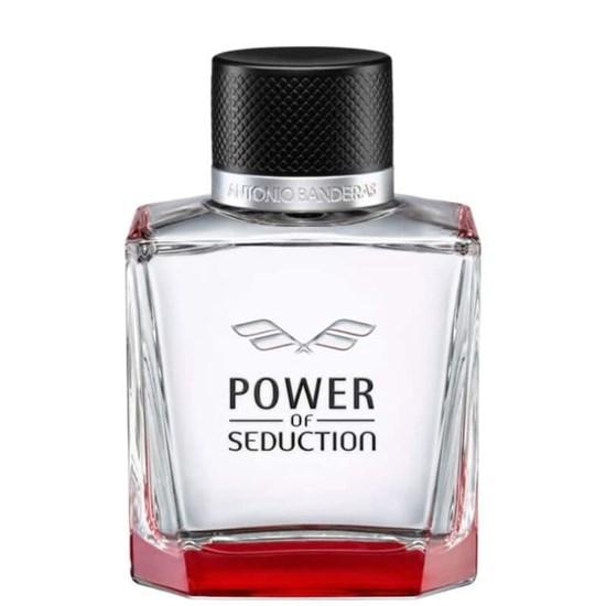 Perfume Power of Seduction - Antonio Banderas - Masculino - Eau de Toilette - 100ml