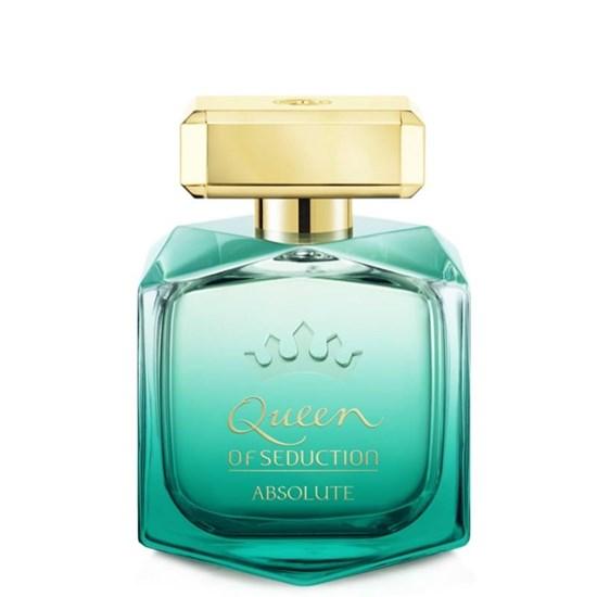 Perfume Queen of Seduction Absolute - Antonio Banderas - Feminino - Eau de Toilette - 80ml