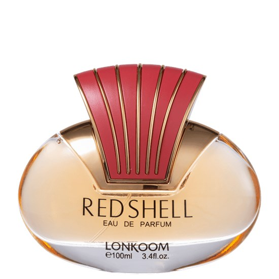 Perfume Red Shell - Lonkoom - Feminino - Eau de Parfum - 100ml