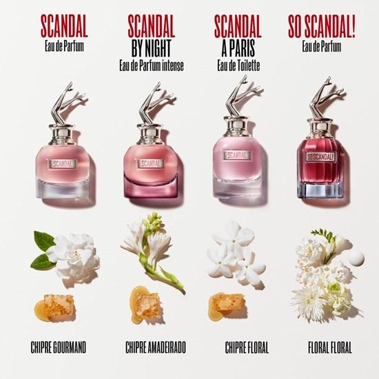 Perfume Scandal a Paris - Jean Paul Gaultier - Feminino - Eau de Toilette - 80ml