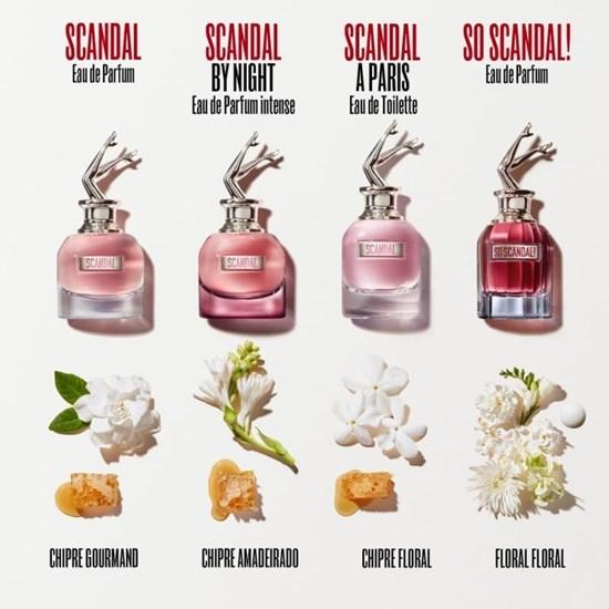 Perfume Scandal By Night - Jean Paul Gaultier - Feminino - Eau de Parfum - 80ml