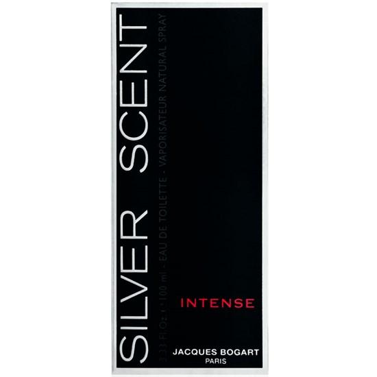 Perfume Silver Scent Intense - Jacques Bogart - Masculino - Eau de Toilette - 100ml