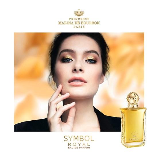 Perfume Symbol Royal - Marina de Bourbon - Feminino - Eau de Parfum - 50ml