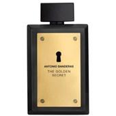 Produto Perfume The Golden Secret - Antonio Banderas - Masculino - Eau de Toilette - 200ml