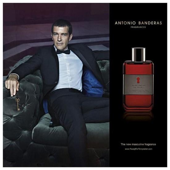 Perfume The Secret Temptation - Antonio Banderas - Masculino - Eau de Toilette - 200ml