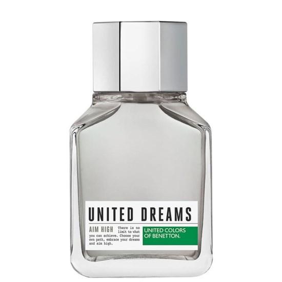 Perfume United Dreams Aim High - Benetton - Masculino - Eau de Toilette - 100ml