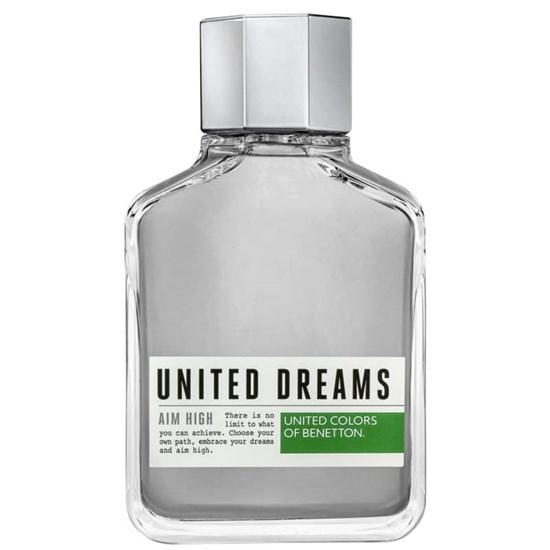 Perfume United Dreams Aim High - Benetton - Masculino - Eau de Toilette - 200ml