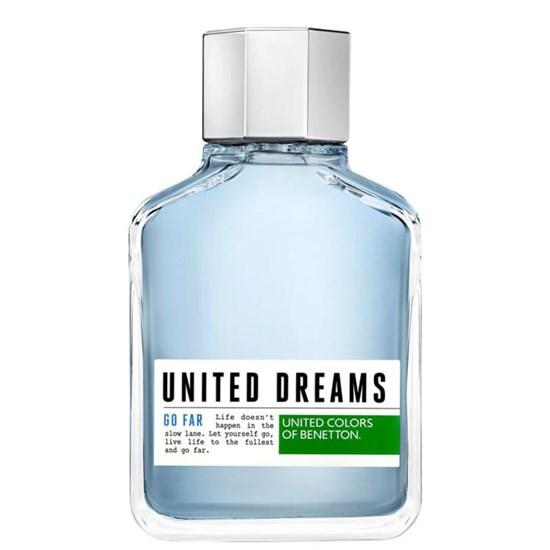 Perfume United Dreams Go Far - Benetton - Masculino - Eau de Toilette - 200ml