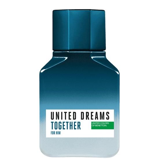 Perfume United Dreams Together For Him - Benetton - Masculino - Eau de Toilette - 100ml