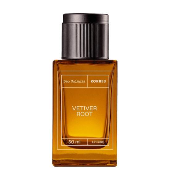 Perfume Vetiver Root - Korres - Masculino - Deo Colônia - 50ml