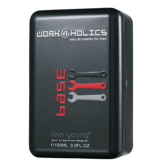 Perfume Work@Holics Base - Linn Young - Coscentra - Masculino - Eau de Toilette - 100ml
