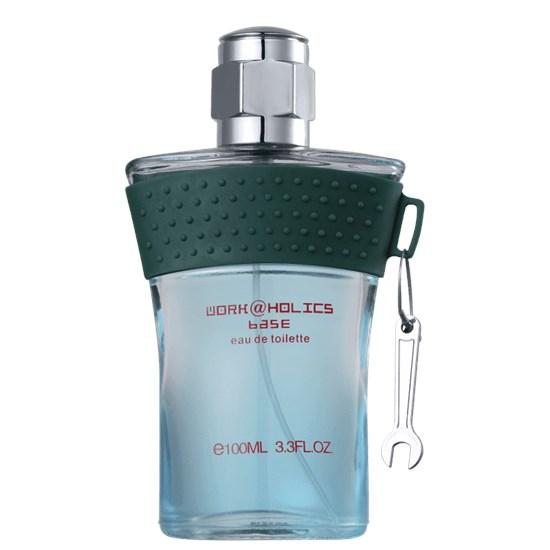 Perfume Work@Holics Base - Linn Young - Masculino - Eau de Toilette - 100ml