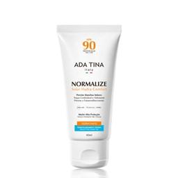 Protetor Solar Alta Proteção Antimanchas Normalize Hydra Comfort - FPS 90 - Ada Tina