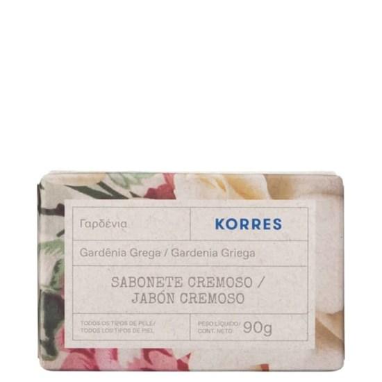 Sabonete em Barra - Gardênia Grega - Korres - 90g