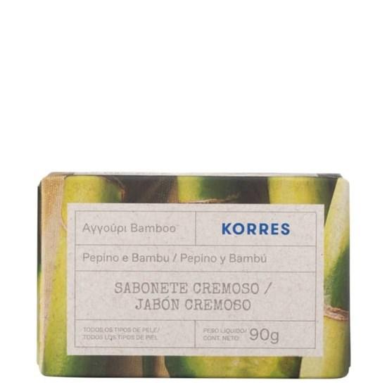 Sabonete em Barra - Pepino e Bambu - Korres - 90g