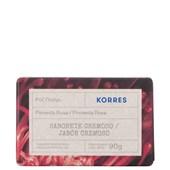 Produto Sabonete em Barra - Pimenta Rosa - Korres - 90g