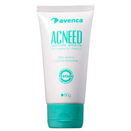 Sabonete Líquido para Acne Acneed - Avenca - 60g