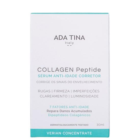Sérum Anti-Idade Verian Concentrate Collagen Peptide - Ada Tina