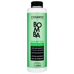 Shampoo Bomba Nutrição - Light Hair - 1 Litro