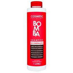 Shampoo Bomba Reconstrução - Light Hair - 1 Litro