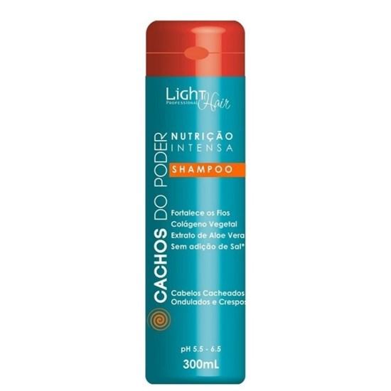 Shampoo #Cachos do Poder - Light Hair - 300ml
