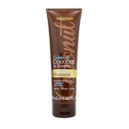 Shampoo Crème de Coconut & Keratin Moisturising - Creightons - 250 ML