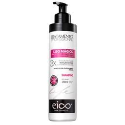 Shampoo Eico Life Liso Mágico - 280ml