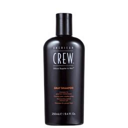 Shampoo Gray - American Crew - 250ml