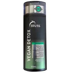 Shampoo Vegan Detox - Truss - 300ML
