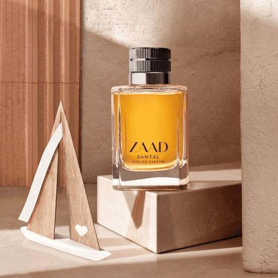 Zaad Santal - O Boticário- Masculino - Eau de Parfum - 95ml